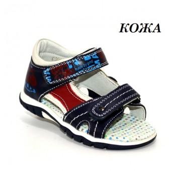 Модные сандалии для мальчиков