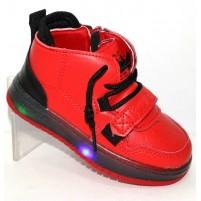 Ботинки детские с подсветкой