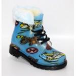 Ботинки силикон для мальчишек