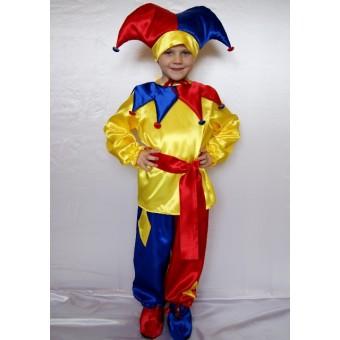 Костюм клоуна детский заказать