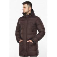 Теплая зимняя мужская куртка