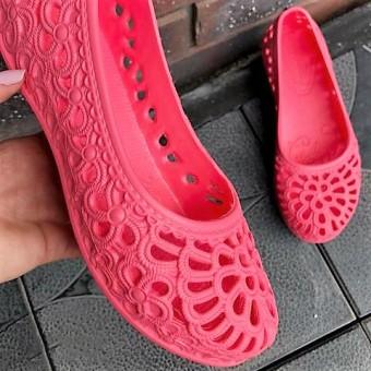 Ажурные туфли женские Украина