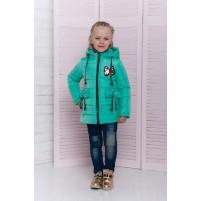 Демисезонная модная детская курточка