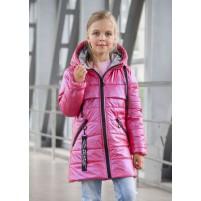 Весенне - осенние куртки для девочек