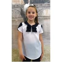 Блуза детская шифон