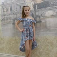 Детское платье - шорты