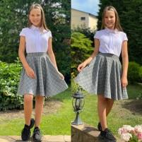 Красивая юбка для девочек
