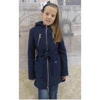 Пальто детское осеннее
