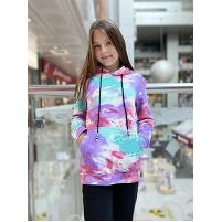 Модное худи для девочек