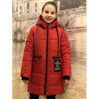 Пальто зимнее для девочек , заказать недорого низкая цена.