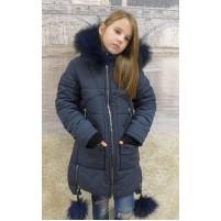 Красивые детские куртки