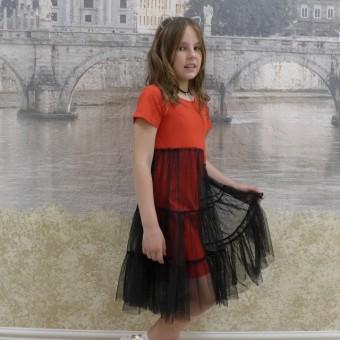 Нарядное платье для девочки 5 лет Украина