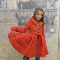 Стильные пальто для детей