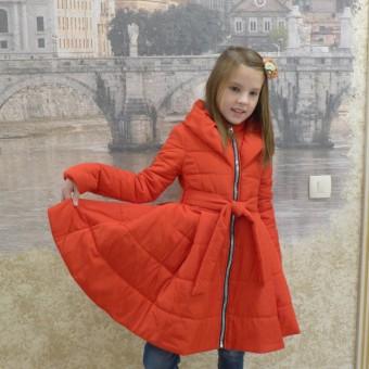Стильные пальто для детей, заказать недорого низкая цена.