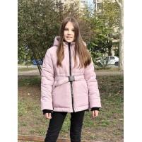 Зимняя куртка для девочек подростков