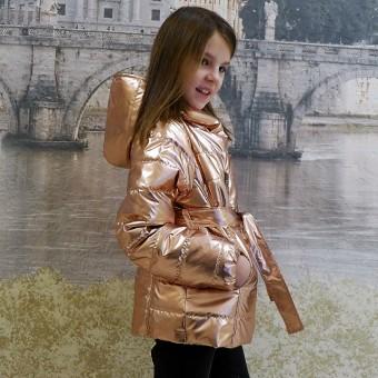 Куртка для девочки подростка детская