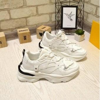 Белые кроссовки женские для спорта Украина