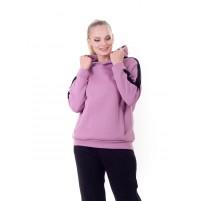 Женский теплый спортивный костюм
