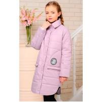 Стеганная детская куртка