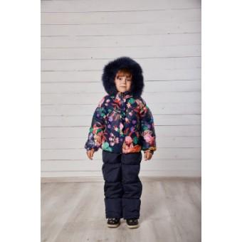 Зимний комплект для девочек , заказать недорого низкая цена.