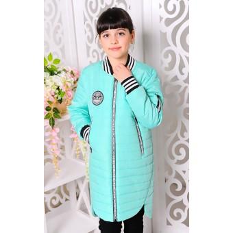 Куртка детская удлиненная, заказать недорого низкая цена.