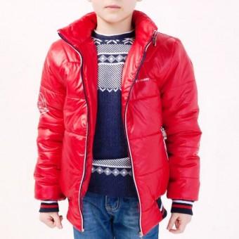 Демисезонная куртка бомбер мальчику, заказать недорого низкая цена.
