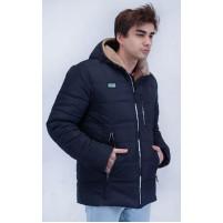 Теплые модные куртки