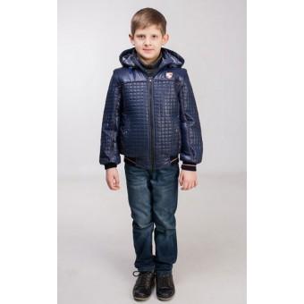 Куртка стеганая для мальчика, заказать недорого низкая цена.