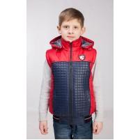 Куртка-жилет для мальчика украина