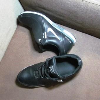 Кроссовки кожаные на узкую ногу купить