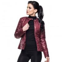 Утепленная женская куртка под джинсы