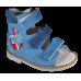 Ортопедические сандали высокие детские