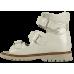 Детские ортопедические белые сандалии