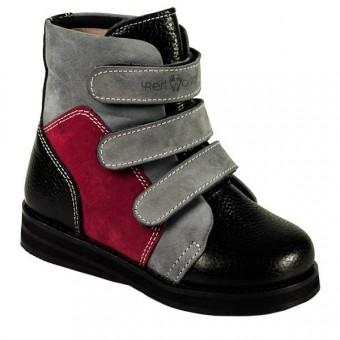 Детские антиварусные ботинки детские