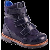 Ортопедические ботинки осень