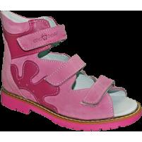 Ортопедические сандали на девочку