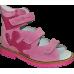 Ортопедические сандали на девочку детские