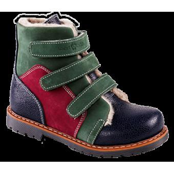 Зимние ортопедические ботинки детские
