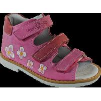Ортопедические сандалии на девочку