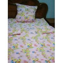 Наборы постельного белья для новорожденных цена 200 грн