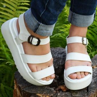 Лаковые сандали женские, заказать недорого низкая цена.