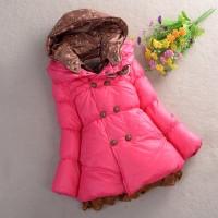 Куртки для девочек (140)