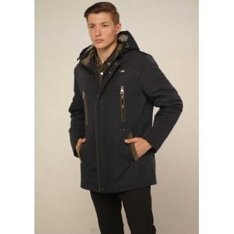 Куртка мужская удлиненная, заказать недорого низкая цена.