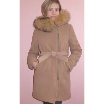 Зимнее детское пальто для девочки, заказать недорого низкая цена.
