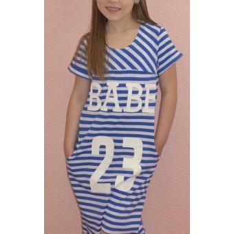 Платье туника для девочки, заказать недорого низкая цена.